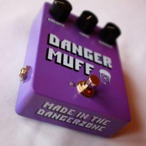 Danger Muff Pedal - Electro Harmonix Circuit