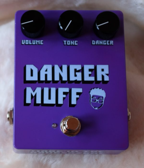 Danger Muff Pedal - Pumpkin Pie Circuit