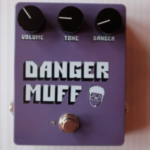 Danger Muff - Violet Rams Head Circuit