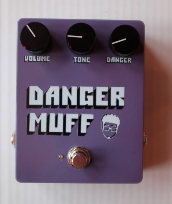 Danger Muff - Violet Rams Head Circuit