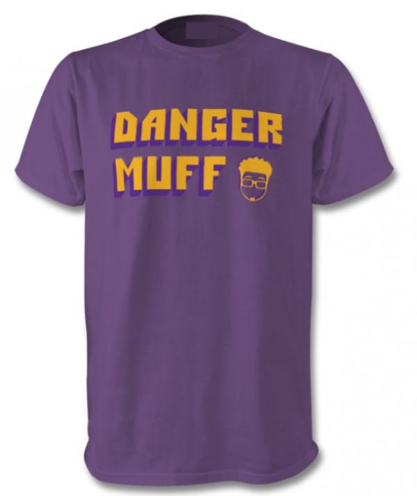 Danger Muff Lakers T-Shirt