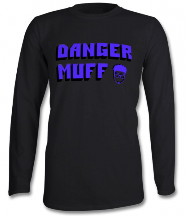 Danger Muff Long Sleeved T-Shirt