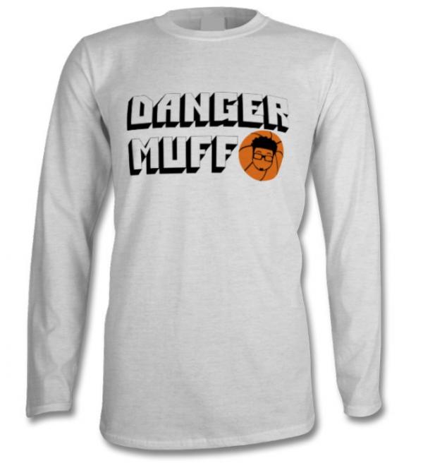 Danger Muff Basketball Long Sleeved T-Shirt