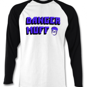 Danger Muff Baseball T-Shirt