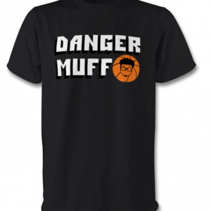 Danger Muff Basketball T-Shirt