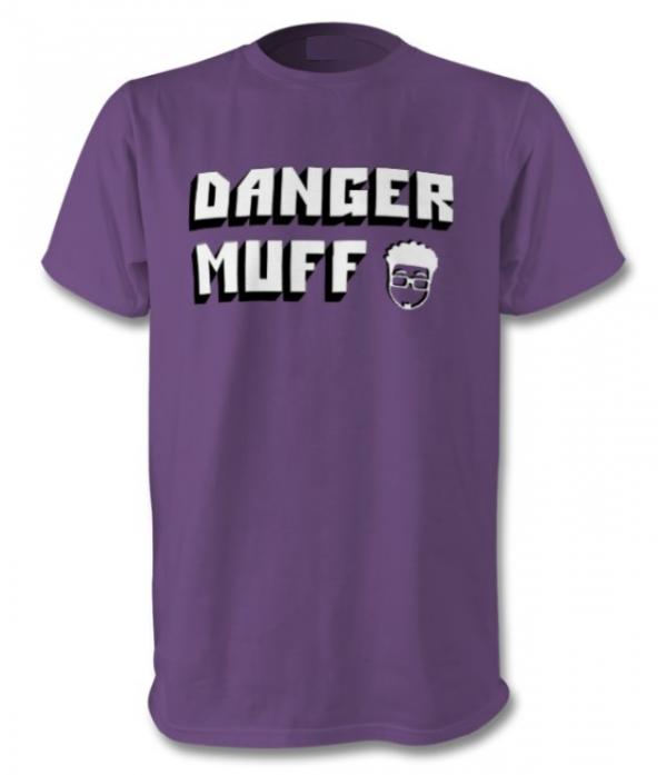 Danger Muff T-Shirt
