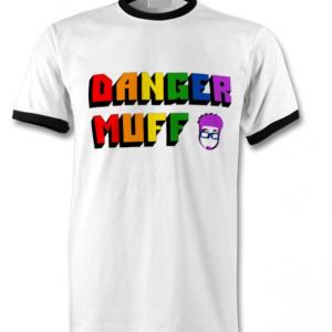 Danger Muff Pride Ringer T-Shirt
