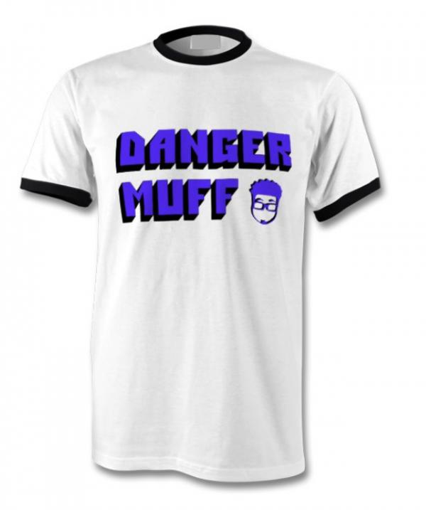 Danger Muff Ringer T-Shirt