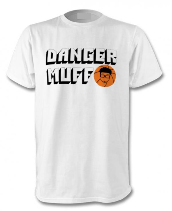 Danger Muff Basketball T-Shirt